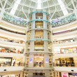 Постер, плакат: Shopping mall atrium
