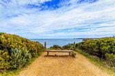 Coastline of londbridge, Australia. — Stock Photo