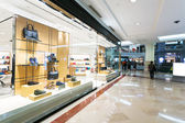 Modern fashion shop — Stock Photo