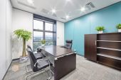 Private modern office — Stock Photo