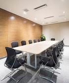 Office meeting room — Stock Photo