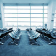 Chairs in waiting hall — Stock Photo #61634479