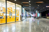 Storefront in shopping mall — Stock Photo