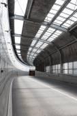 Túnel de vacío de ciudad moderna — Foto de Stock