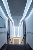 Stairs in building corridor — ストック写真