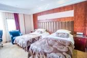 Modern hotel interior — Stock Photo