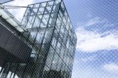 Office building exterior — Stock Photo