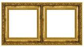 Double frame — Stock Photo