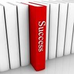 Erfolg-Buch — Foto de Stock   #52854227