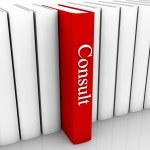 Consult book — Stock fotografie #52854261