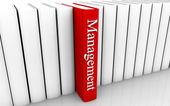 Management book — Stock Photo