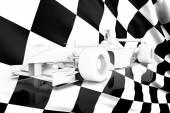 Auto sport — Foto Stock