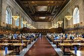New York Public Library — Stockfoto