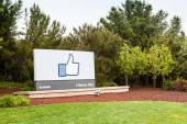 Facebook Headquarters in Menlo Park, California — Stock Photo