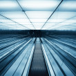 Escalator space — Stock Photo #56469391