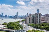 Shanghai bund in daytime — Stockfoto