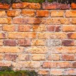 Old red brick wall closeup — Stock Photo #69310909