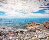 Coast sea — Stock Photo