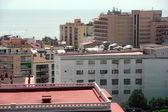 Resort town Calella — Foto Stock