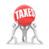 Taxes — Stock Photo
