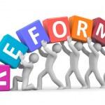 Reform Teamwork concept. — Stock Photo #61517341