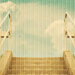 Stairway to clouds — Stock Photo #53754269