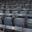 Old baseball stadium seats — Stock Photo #53758105