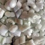 Foam plastic background — Stock Photo #53758129