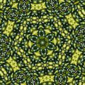 Fondo de caleidoscopio de flor — Foto de Stock