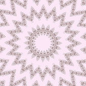 Pretty Kaleidoscope background — Stock Photo