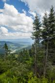 Top of Mount Mansfield in Vermont — Stock Photo
