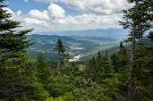 Top of Mount Mansfield in Vermont — Stockfoto