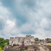 Tulum Ruins, Quintana Roo — Stock Photo