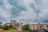 Tulum Ruins, Quintana Roo — Stock Photo