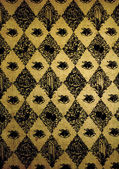 Wallpaper background, black and yellow — Stock Photo