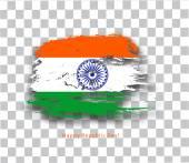 India flag — Stock Vector