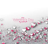Valentine's Day Heart Design — Stockvector