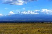 Kilimandžáro — Stock fotografie