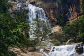 Waterfall Devon — Stock Photo