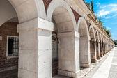 Aranjuez courtyard — Stock Photo