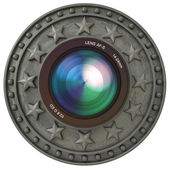 Photo insignia — Stock Photo