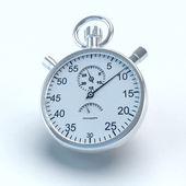 Ticking stopwatch — Stock Photo