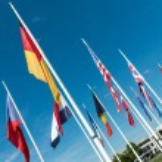 International flags — Stock Photo #65900191