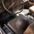 World war II vehicle interior — Stock Photo #65907945