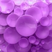 紫色透明磁盘背景 — 图库照片