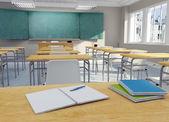 Aula di scuola — Foto Stock