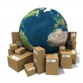 Moving Expat — Stock Photo