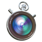 Chrono photography — Stock Photo