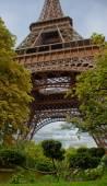 Eiffel tower scenes c — Stock Photo