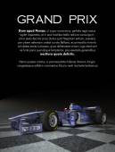 Grand prix — Stock Photo